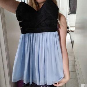 Beautiful NWT Cut out dress